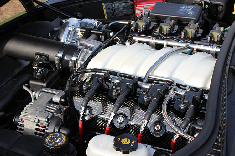 2010 Corvette Z06 Cam & Vortech Supercharger – PCM of NC, Inc