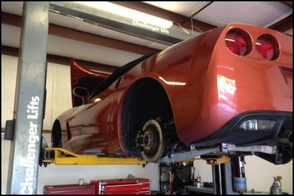 2005 Corvette Performance Package Two – PCM of NC, Inc