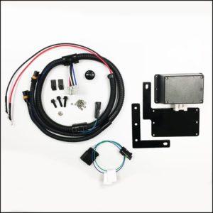 trailblazer/gmt 360 v8 three relay ls1 fan conversion harness