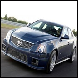 Cadillac CTS-V 2009+