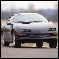 Camaro & Firebird V8 1993-1997