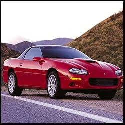 Camaro & Firebird V8 1998-2002