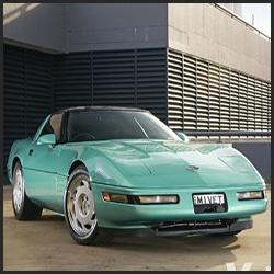 Corvette 1986-1993