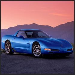Corvette 1997-2004