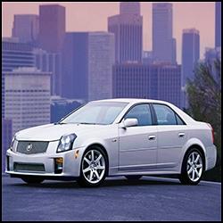 Cadillac CTS-V 04-07