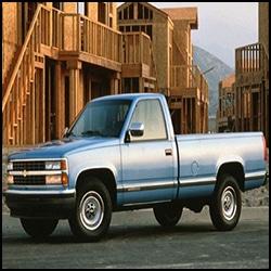 Full Size Truck 1993-1995