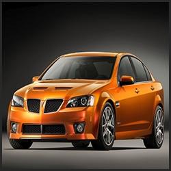 G8 GT & GXP 2008-2009