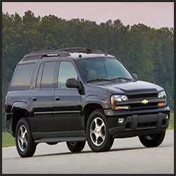 Trailblazer, Envoy, Rainier, Ascender 4.2L I6