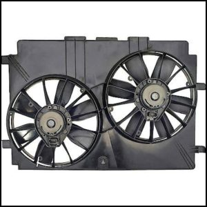 I6 Trailblazer DIY LS1 Dual Fan Conversion kit – PCM of NC, Inc