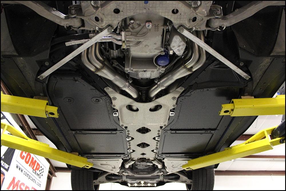 2014+ Corvette Kooks Headers & Connection Pipes