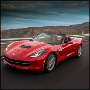 Corvette 2014+