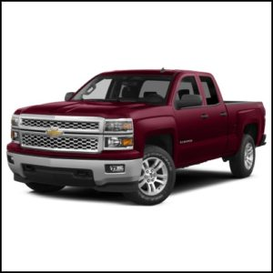 Full Size Truck/SUV 2014+