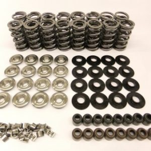 "Brian Tooley .660"" Lift Platinum Dual Spring Kit with Titanium Retainers"
