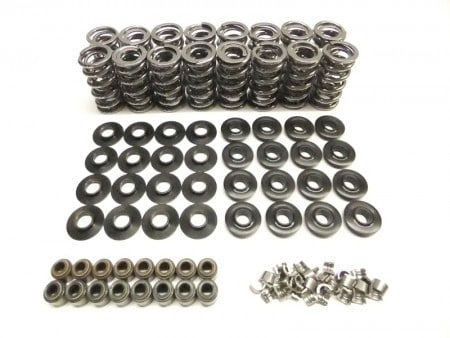 "Brian Tooley .660"" Lift Platinum Dual Spring Kit with Steel Retainers"