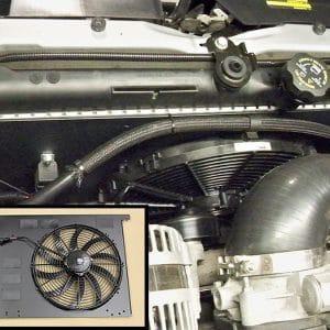 Hummer H3 DIY Electric Fan Kit
