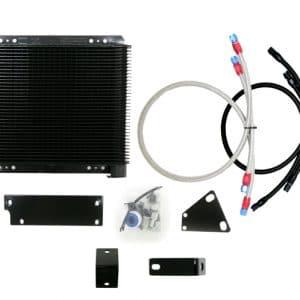 V8 Trailblazer Brake Duct Mount Transmission Cooler