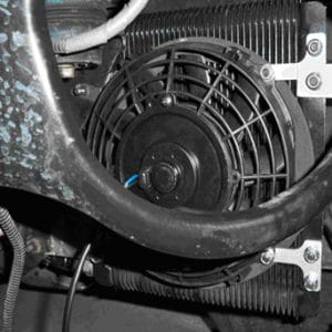 Brake Duct Transmission Cooler Aux Fan