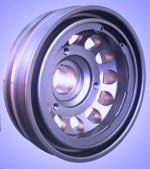 Powerbond Underdrive Pulley Cadillac CTS-V LS6 & LS2