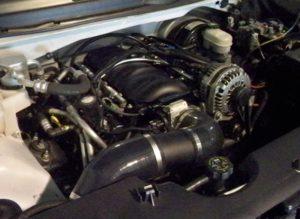 Car Intake Belt Drive Conversion Kit
