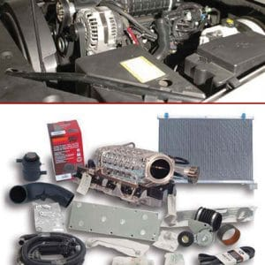 Supercharger Kits – PCM of NC, Inc.
