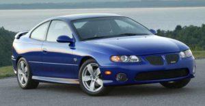 Pontiac GTO Intercooled Supercharger