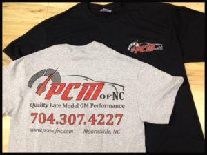 PCM of NC T-Shirt