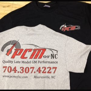 PCM of NC T-Shirt