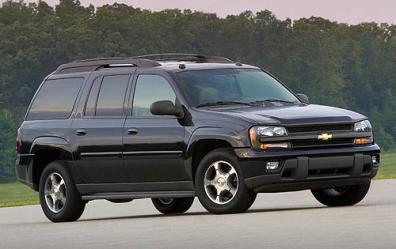 1998 gmc trailblazer