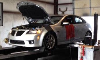 Pontiac G8 GT Dyno Tuning