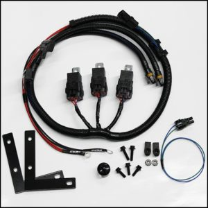 Trailblazer V8 Three Relay LS1 Dual Fan Conversion kit