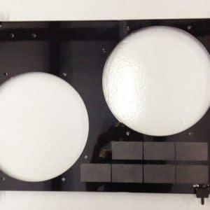 TBSS/5.3L Spal Fan Shroud ONLY