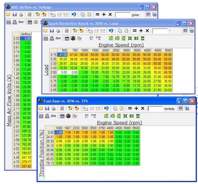 PCM Of NC HP Tuners Email File
