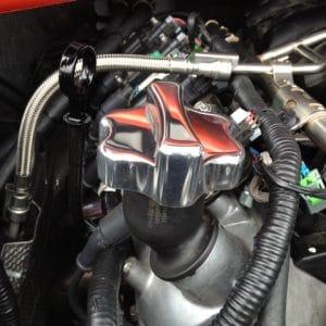 2010 Camaro Shorter Fuel Line