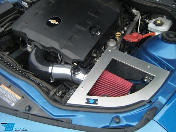 Cold Air Inductions 2012-2013 3.6L Chevrolet Camaro Intake System