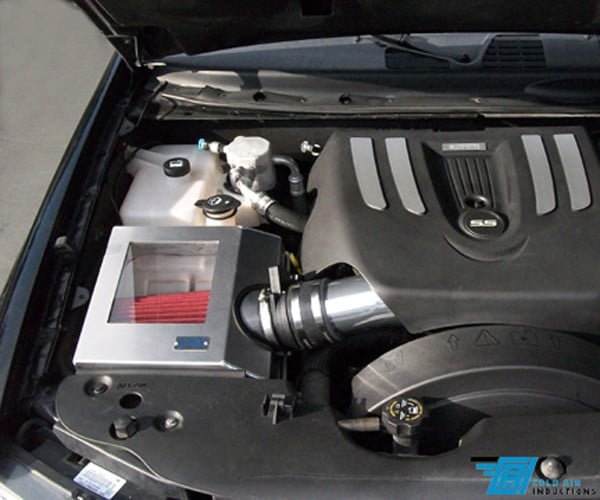 Cold Air Inductions 2005-2009 Trailblazer 5.3L Intake System
