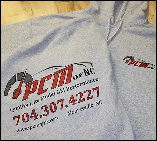 PCM of NC Hoodie Sweatshirt